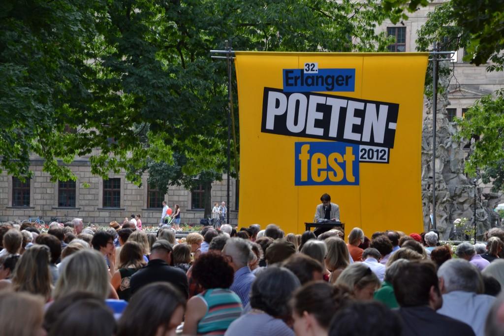 Foto des Poetenfests