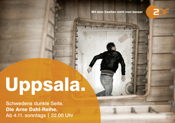 Kampagnenmotiv Arne-Dahl-Plakat
