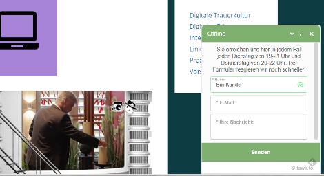 Support, Beratung, Conversion und Kundenbindung: Live-Chat-Systeme