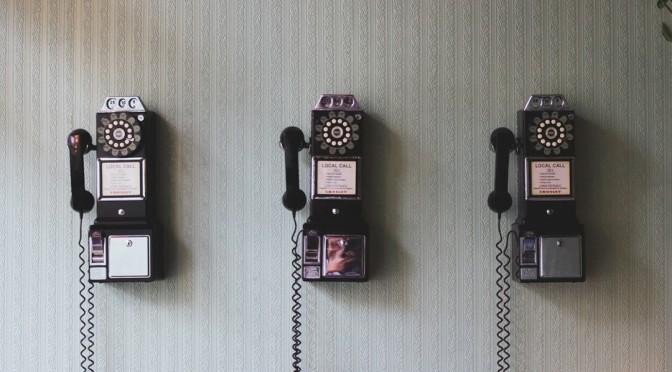 Medienwandel: Das Telefon nervt!